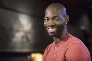 Nationally acclaimed playwright and Miami native Tarell Alvin McCraney partners with A4L and other arts organizations to bring the Youth Artist Leadership Program to Liberty City. Photo courtesy of the John D. & Catherine T. MacArthur Foundation